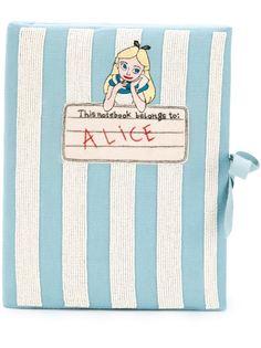 клатч Notebook Alice Olympia Le-Tan