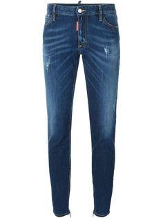 джинсы Medium Waist Twiggy Dsquared2