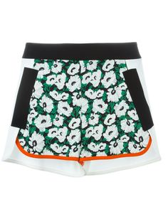 шорты Kristelle с цветочным принтом Stella McCartney