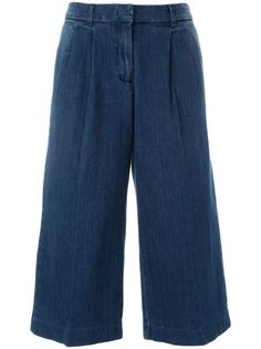 джинсовые кюлоты Michael Michael Kors