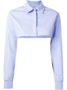 укороченная рубашка  Nina Ricci