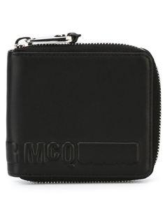 кошелек на молнии  McQ Alexander McQueen