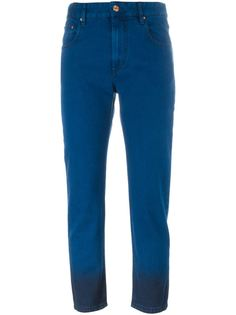 двухцветные джинсы Priest Isabel Marant Étoile