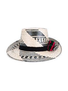шляпа с помпоном  Yosuzi