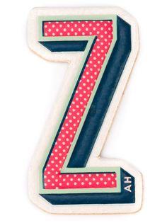 наклейка Z  Anya Hindmarch