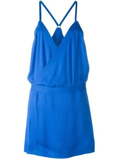 платье на бретельках  Dsquared2