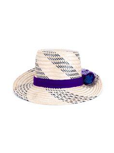 шляпа с лентой  Yosuzi
