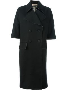 пальто с  укороченными рукавами Marni