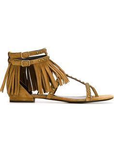 сандалии Nu Pied  Saint Laurent
