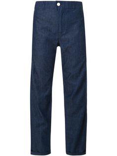 укороченные широкие брюки Julien David