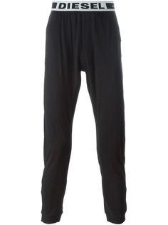 пижамные брюки с эластичным поясом Diesel