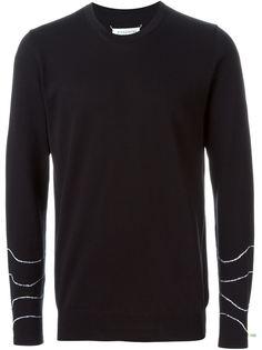драпированный свитер Maison Margiela