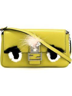 сумка через плечо Baguette Bag Bugs  Fendi