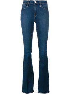 джинсы стиля клеш Frame Denim