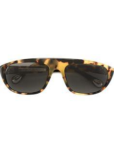 солнцезащитные очки в черепаховой оправе  Ann Demeulemeester