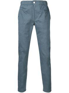 брюки с присборенной талии Julien David