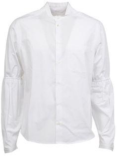 рубашка с эластичными рукавами Aganovich