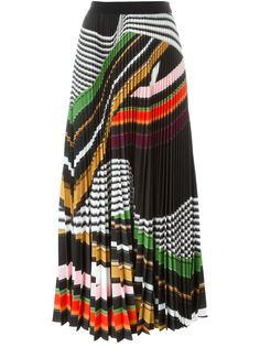плиссированная юбка Pelar  Mary Katrantzou
