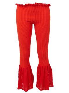 расклешенные брюки  Helen Lawrence