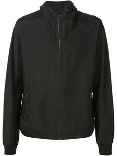 куртка-ветровка с капюшоном Lanvin