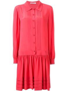 платье-рубашка свободного кроя Philosophy Di Lorenzo Serafini