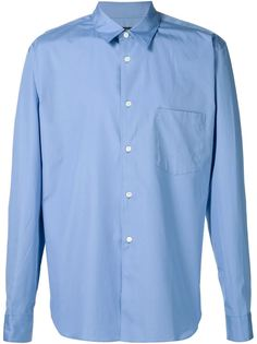 рубашка с нагрудным карманом Comme Des Garçons Homme Plus