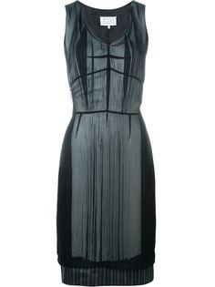 многослойное платье без рукавов  Maison Margiela