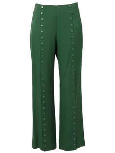 широкие брюки с заклепками Rosie Assoulin