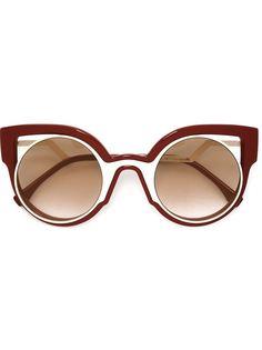 солнцезащитные очки Paradeyes Fendi Eyewear