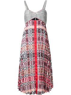платье Georgette Madeline  Misha Nonoo