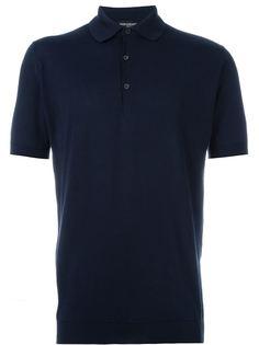классическая футболка-поло John Smedley