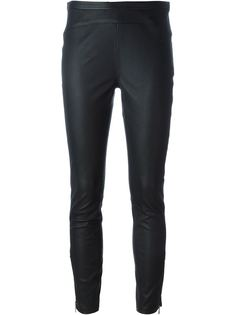 брюки с манжетами на молнии  Belstaff