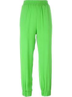 брюки с присборенными щиколотками IM Isola Marras