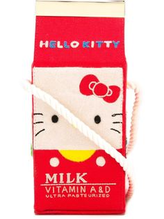 сумка через плечо Face Milk Box Olympia Le-Tan