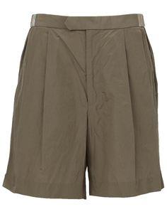 шорты со складками Kolor