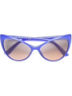 """солнцезащитные очки """"кошачий глаз"""" Tom Ford Eyewear"""