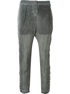 полупрозрачные брюки Lost & Found Ria Dunn