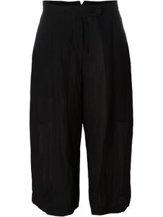 укороченные широкие брюки Lost & Found Ria Dunn