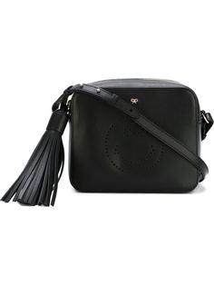 сумка через плечо с перфорированным дизайном  Anya Hindmarch