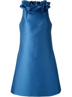 платье А-образного кроя   Lanvin