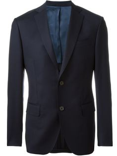 пиджак с застежкой на две пуговицы Fashion Clinic Timeless
