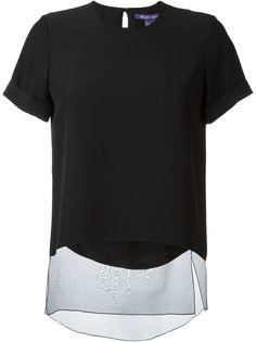 многослойная футболка  Ralph Lauren