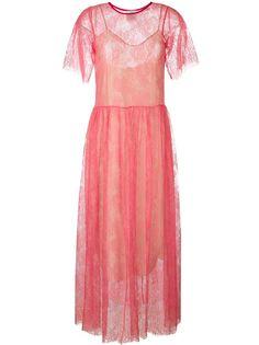 кружевное платье  Forte Forte