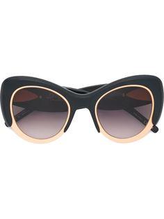 """солнцезащитные очки """"кошачий глаз""""  Pomellato"""