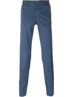 брюки с вытачками  Incotex