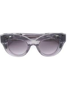 декорированные солнцезащитные очки Vera Wang