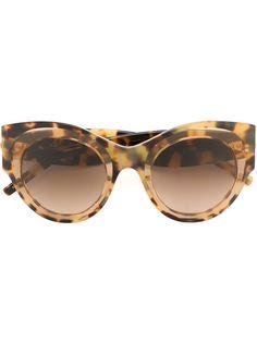 солнцезащитные очки с круглой оправой Pomellato