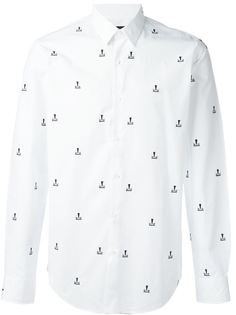 рубашка Bag Bugs Fendi