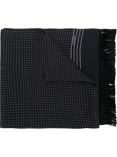 шарф в горох Dolce & Gabbana