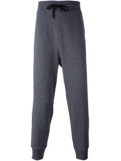 спортивные брюки на шнурке Ami Alexandre Mattiussi